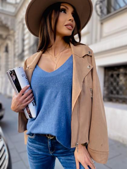 Sweter BONNIE jeans blue