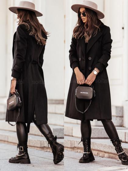 Płaszcz VENEZIA black