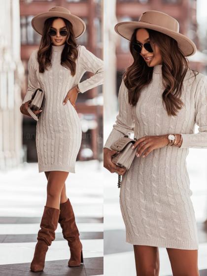 Sukienka swetrowa RITA...