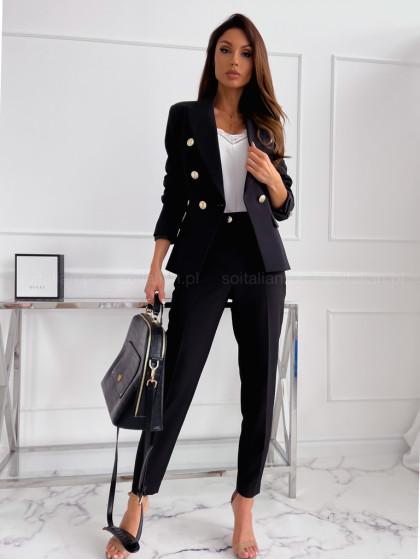 Spodnie LUXILY black