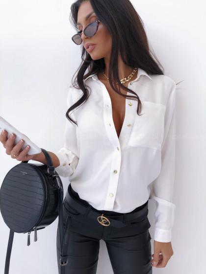 Koszula ETERNITY creamy white